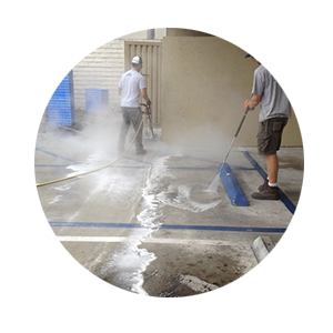 Commercial-pressure-cleaning